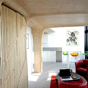 Bayonne architecture intérieur